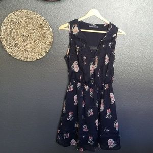 Abercrombie and Fitch dress with pockets